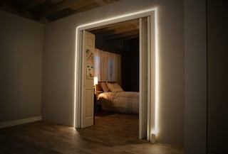 Luminoox, la striscia di Led che sostituisce lampade e lampadari