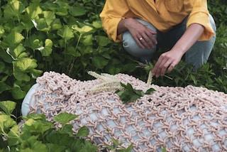 Leaves di Shaina Garfield, la prima bara sostenibile al mondo che aiuta il Pianeta