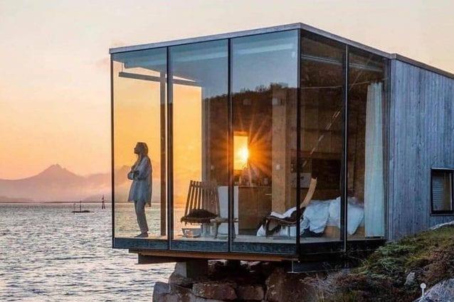 Manshausen Sea Cabins
