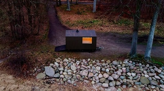 La sauna mobile per rilassarsi ovunque nel mondo