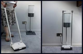 Vivo Vacuum, l'aspirapolvere per chi soffre di artrite