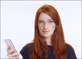 N95 contro il Coronavirus, la maschera col tuo viso stampato per sbloccare lo smartphone