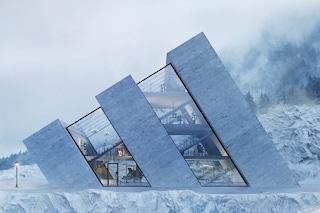 Le case di Karina Wiciak ispirate ai loghi dei marchi più famosi