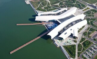 Pronto il National Maritime Museum of China di Tianjin