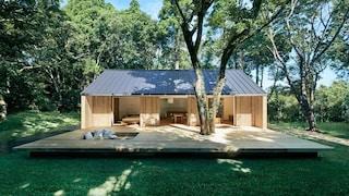 Yō no Ie, la casa di Muji dove non ci sono confini tra interno ed esterno