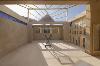 Studio Malka Architecture ha completato un Osservatorio sulla Piramide di Cheope