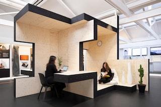 Coronavirus: ALIS, mobili per l'ufficio da casa temporaneo creati dai robot
