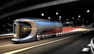 Bugatti Hyper Truck, il super camper da sogno