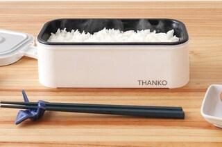 Thanko, il cucinariso giapponese portatile perfetto per una persona