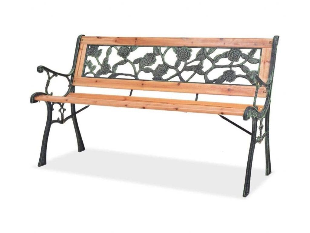 Panchine Da Giardino In Ghisa E Legno.Le Migliori Panche Da Esterno Per Giardino
