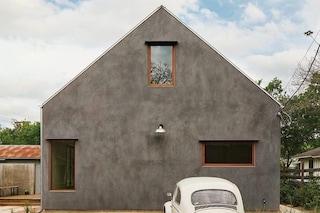 Casey House, la casa del fotografo Casey Dunn sembra disegnata da un bambino