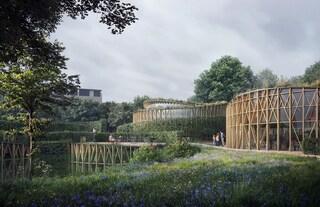 Kengo Kuma progetta il nuovo Museo Hans Christian Andersen