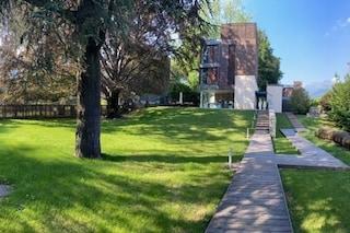 Una Casa sull'Albero al Lago di Como, il green hotel di design immerso nella natura