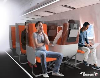 Come viaggeremo sugli aerei