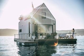 Lilypad, la villa di lusso galleggiante che funziona ad energia solare