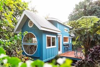 Oasis Tiny House, una piccola casa nel paradiso delle Hawaii