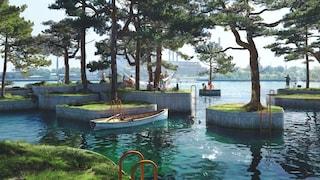 Parkipelago, l'arcipelago di isole galleggianti per creare nuovi parchi a Copenaghen
