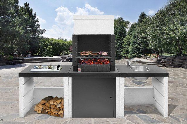 Barbecue Mobili Da Giardino.Le Migliori Cucina Da Esterno Per Terrazzi E Giardini
