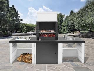 Le migliori cucina da esterno per terrazzi e giardini