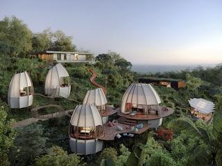 Art Villas, il resort del Costa Rica con baccelli di lusso immersi nella giungla