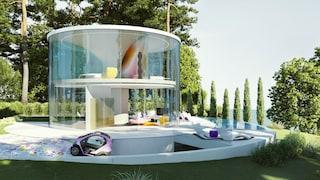 Disk House, la casa dei sogni del designer Karim Rashid