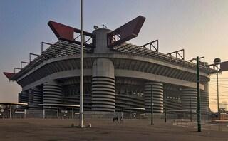 Lo Stadio San Siro, il tempio del calcio milanese