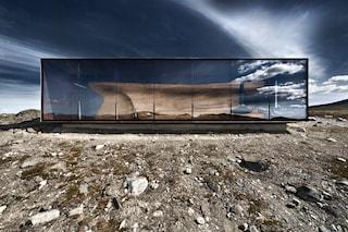Snøhetta firma il padiglione norvegese delle renne selvatiche