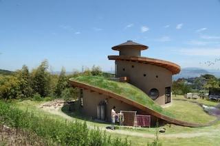 Spiral Garden, la casa a spirale che cresce insieme alla famiglia