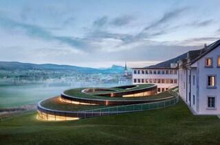 Il Museo Audemars Piguet apre in Svizzera: BIG (Bjarke Ingels Group) firma il progetto