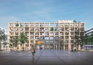 Aula Modula, gli alloggi sostenibili che si adattano al nuovo stile di vita post COVID-19