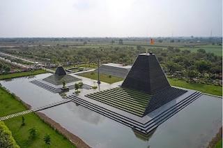 Balaji Temple, il tempio indiano a gradini che si ispira all'antichità