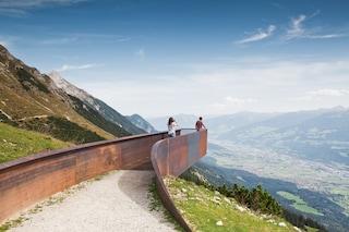 Snøhetta progetta Perspektivenweg, il percorso panoramico sulla Nordkette di Innsbruck