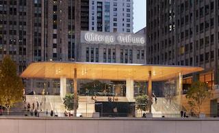 Foster&Partners ed Apple a Chicago per uno degli store più ambiziosi