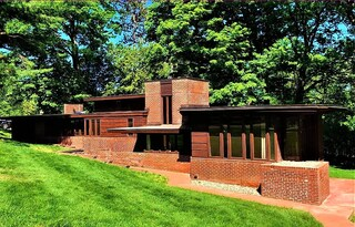La prima casa Usonian di Frank Lloyd Wright è in vendita per 425.000 dollari