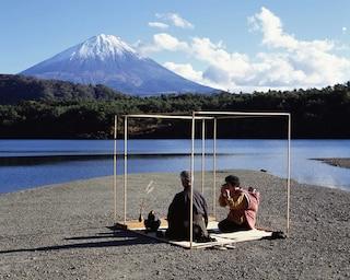 La sala da tè che gira il mondo per condividere valori universali