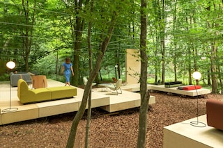 Prostoria, i mobili che arredano i boschi croati