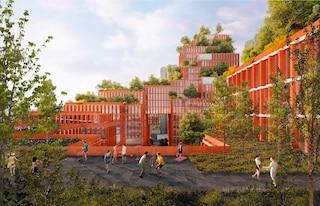 Stefano Boeri vince il concorso per il più grande Centro di Riabilitazione della Cina