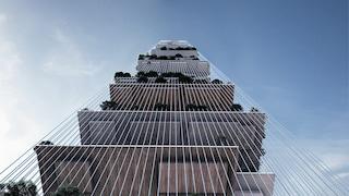 Lissoni Casal Ribeiro ha progettato Skylines Tower, nuovo grattacielo verde per New York