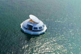 Anthenea, il primo eco-hotel al mondo di suite di lusso galleggianti e sostenibili