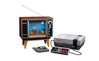 LEGO festeggia i 25 anni di NES con una replica dell'iconica console Nintendo