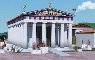 Le rampe per disabili esistevano già negli antichi templi Greci