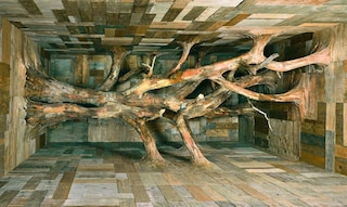 L'architettura incontra la natura nelle opere di Henrique Oliveira