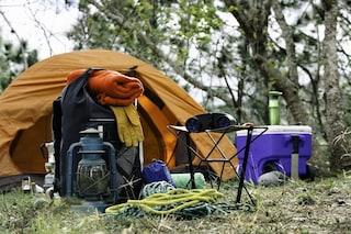 Cosa portare in campeggio: la lista degli accessori indispensabili in vacanza