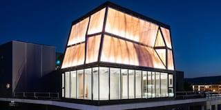 DFAB HOUSE, la casa costruita digitalmente con robot e stampanti 3D