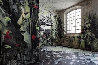 Roma, chiude l'Outdoor Festival: storia di 10 anni di urban art nella Capitale