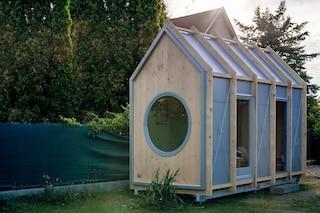 Kabinka, la piccola casa moderna che si assembla in pochi giorni
