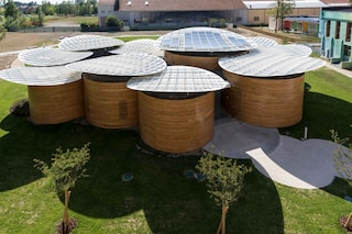 Mario Cucinella Architects progetta la House of Music che imita la forma di un'orchestra
