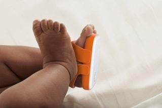 Little I, il primo dispositivo che monitora la salute dei neonati nei paesi più poveri
