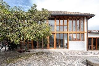 Casa de los Aguacates, la casa fatta di alberi di avocado