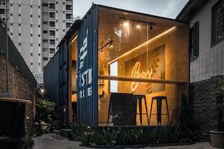 Box St., il ristorante fatto da container che è di tendenza a San Poalo